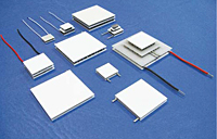 Thermoelectric Cooling (Peltier Modules)