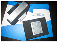 Air-to-Plate Thermoelectric Assemblies (ATP050-24/12 VDC)